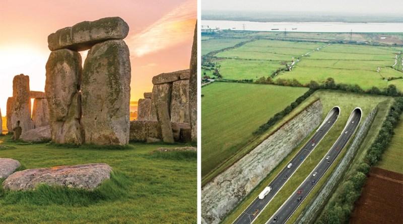 Stone henge and the LTC