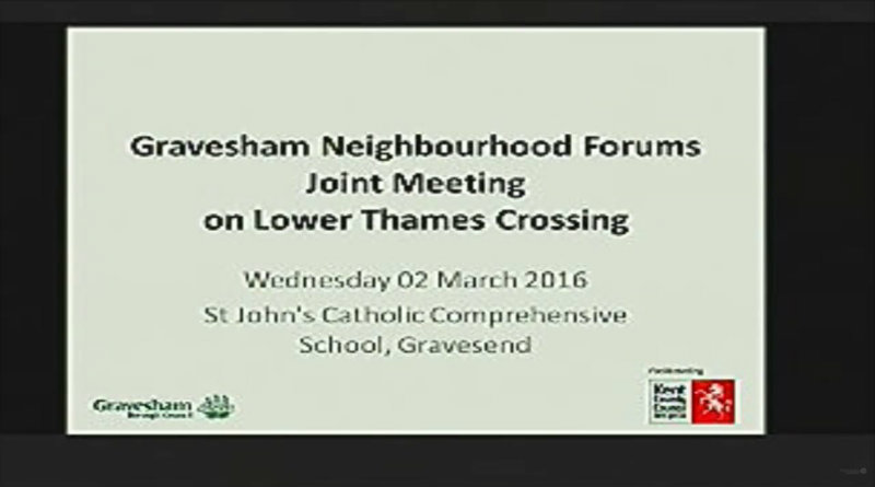 Gravesham Neighbourhood Forum March 2016