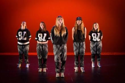 lt dance studio hip hop shawnigan lake