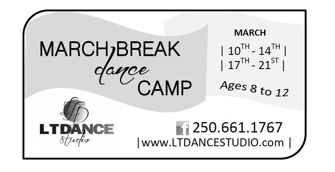 MARCH BREAK DAY CAMP!