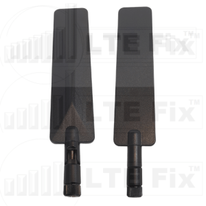 700-2700MHz 7dBi 4G LTE Omni-Directional Paddle Antennas (SMA Connectors) PAIR