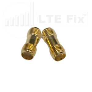 SMA Female to SMA Female Adapter (PAIR)