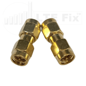 SMA Male to SMA Male Adapter (PAIR)-2