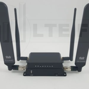 WE826 Upgraded with Cisco Antennas