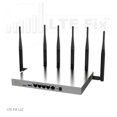 WG3526 4G LTE WiFi Router Dual Band (2 4GHz-5GHz) WiFi