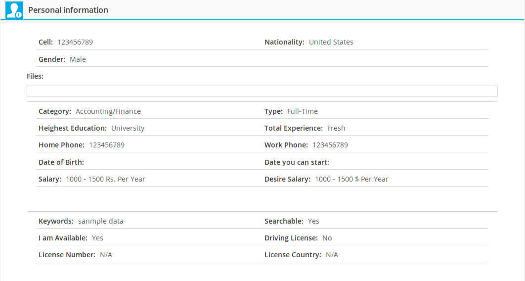 examples of resume summary for editors