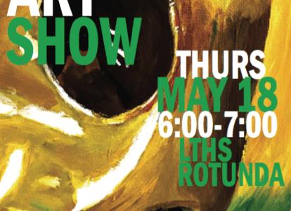 LTHS' First Art Show