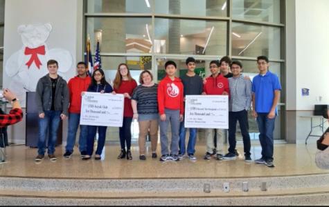 Lebanon Trail Participates in The Lexus Eco Challenge