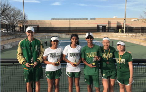 Tennis Team Triumph