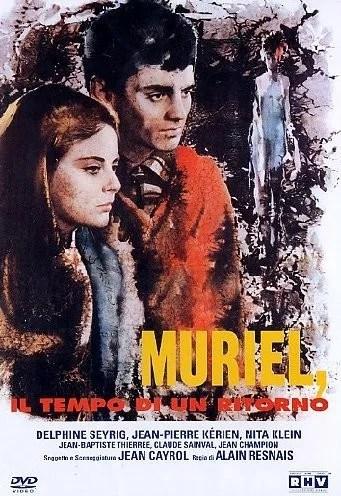 Muriel Ou Le Temps D'un Retour : muriel, temps, retour, Muriel,, Return, (Muriel, Temps, Retour), (1963)