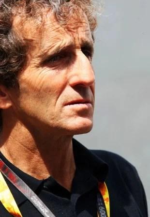Alain Prost Anne-marie Prost : alain, prost, anne-marie, Alain, Prost