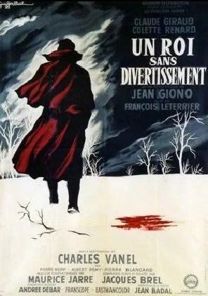 Jean Giono Un Roi Sans Divertissement : giono, divertissement, Divertissement, (1963)