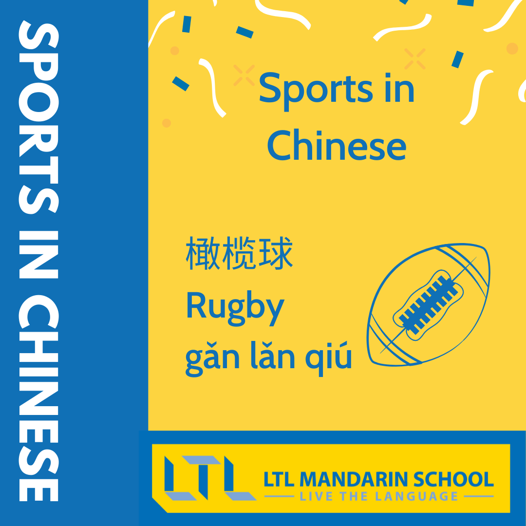 Rugby in Chinese