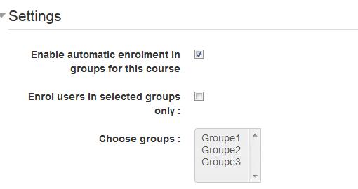 admin tool groepen