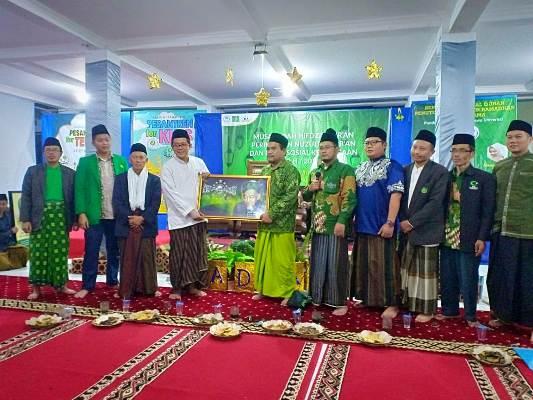 Pondok Pesantren Mahasiswa Universal Sambut Safari Ramadhan PCNU Kota Bandung