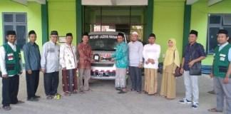 LAZISNU Indramayu Launching Mobil Ambulans Siaga