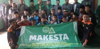 Awali Sejarah, PAC IPPNU Pamulihan Kaderisasi 100 Pelajar Nahdlatul Ulama
