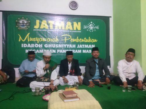 JATMAN Kota Depok Gelar Musyawarah Pembentukan Pengurus di Kecamatan Pancoran Mas
