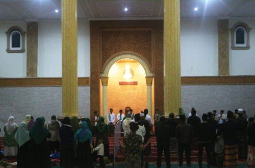 Rijalul Ansor Banjaran Sambut Tahun Baru dengan Istighotsah