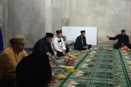Halalbihalal MWCNU Ciseeng Bogor, Terapkan Physical Distancing dan Penyerahan Wakaf 2 Hektar Tanah Pendidikan