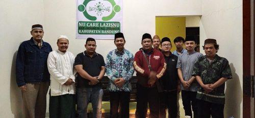Sekretariat Lazisnu Kabupaten Bandung Diresmikan