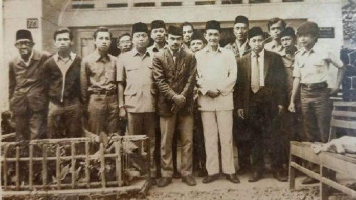 FOTO BERSEJARAH: KH Idham Chalid Hadiri Harlah NU di Ciparay Tahun 1964