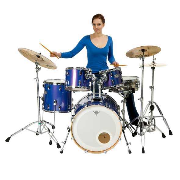 Drum Kits Drums Beginner Lesson