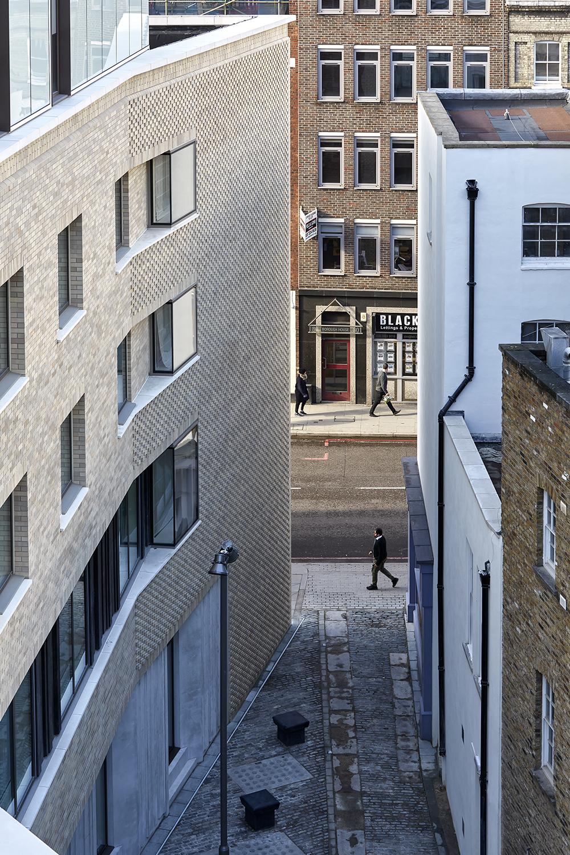 Hotel Borough High Street – LTS Architects