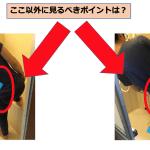 入浴動作を評価する選択肢のひとつになると思う。両側の股関節の動きに注目してみた。