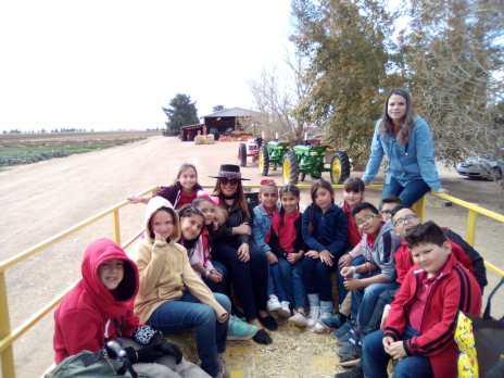 Apple Annie Field Trip 2019