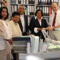 Sri Lanker in Berlin bitten Bundesregierung LTTE zu verbieten