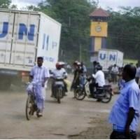SL-Militär: 95 % der Zivilisten aus Kilinochchi raus
