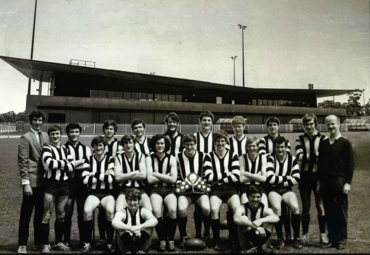1969-2019 Reunion Team Photo