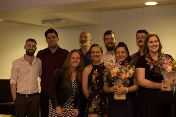 Presentation Night 2018 - Committee