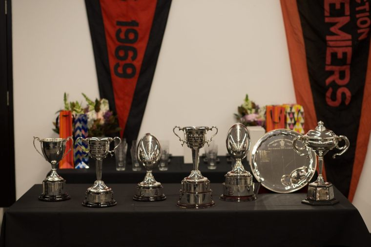 Presentation Night 2019 - Perpetual Trophies
