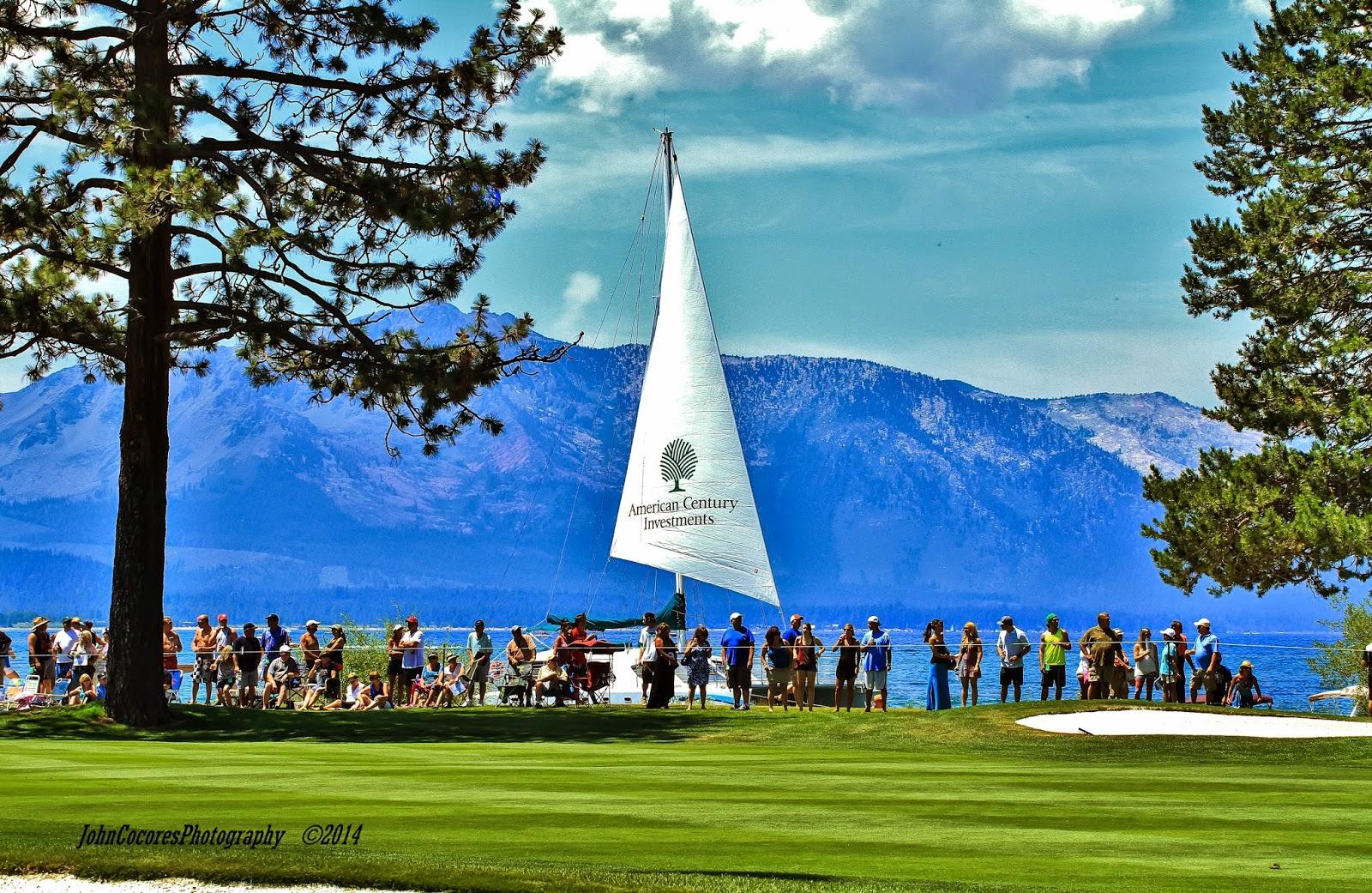 Celebrity Golf Tahoe