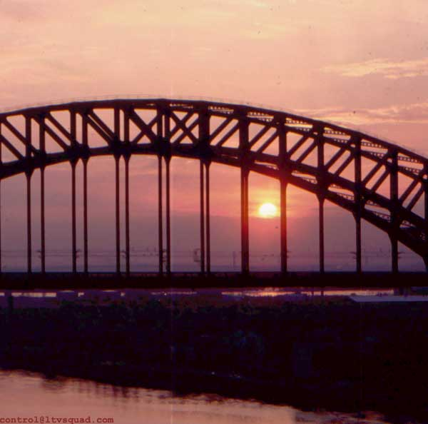 Hell Gate at Dawn, sometime around 1990