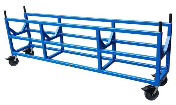 E4 Bar Cart  Material Handling Bar Cart  LTW Ergonomic Solutions