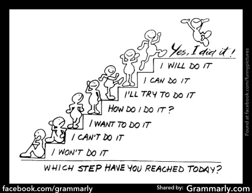 """The stairs of """"to do"""""""