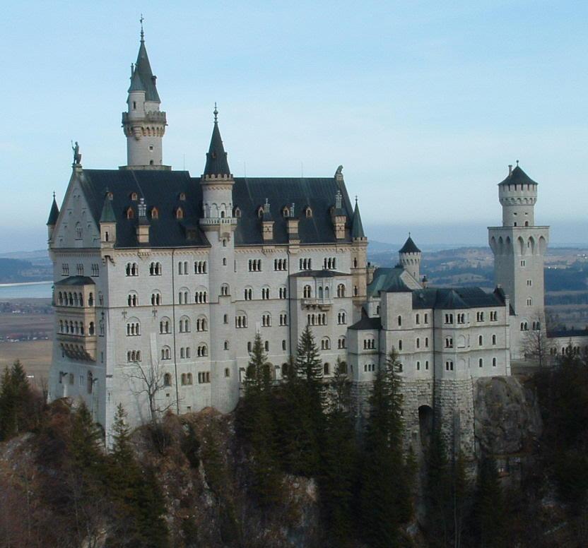 Neuschwanstein Castle (1/6)