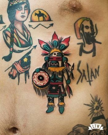 Ltw Tattoo And Piercing Barcelona Desde 1996