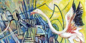 Szilárd Klára festőművész előadása az Izraeli Kulturális Intézetben