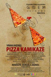 Gólem Színház: megújult a Pizza Kamikaze!