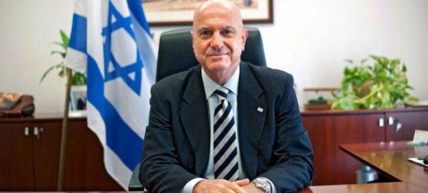 Ilan Mor előadása Izraelről