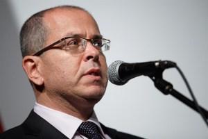 Izrael újonnan kinevezett nagykövetének előadása