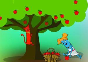 A varázslatos újratöltődő gyümölcskosár