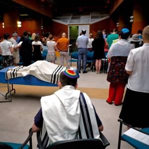 LMBTQ-egaliter istentisztelet
