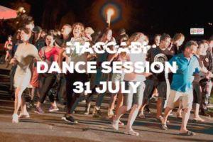 Maccabi Dance Session 31 July
