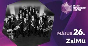 Elmarad // Május éjszakán – a MAO Big Band koncertje