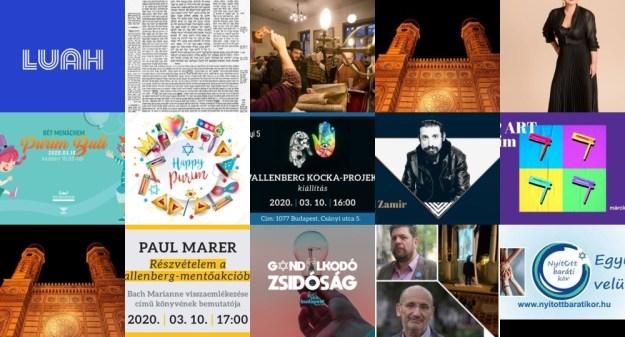 Napi programok 2020-03-10